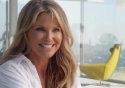 Christie Brinkley discusses her new role in Safety in Paradise