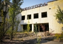 pripyat abandoned restaurant in chernobyl