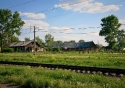 Moscow to Ekaterinburg - view from the Ural Train