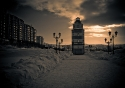 The Lighthouse Monument, Murmansk