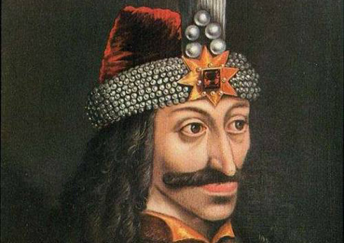 "Vlad Ţepeş - the ""Impaler"" of history"