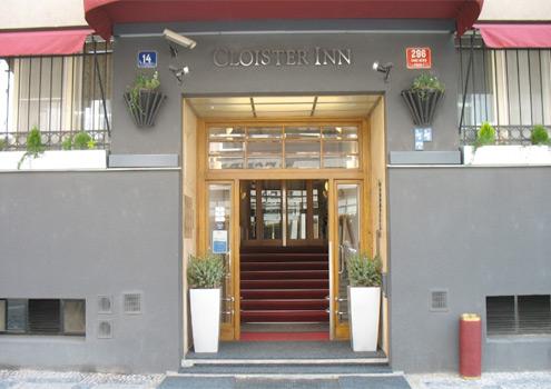 Cloister Hotel, Prague