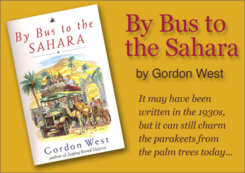 By Bus to the Sahara by Gordon West