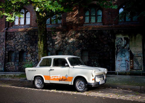 East Berlin Trabant Safari