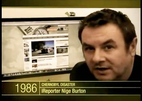 WTB's Nige Burton featured on CNN 30: Were You There?