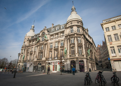 Taverne Rubens in Antwerp, Belgium