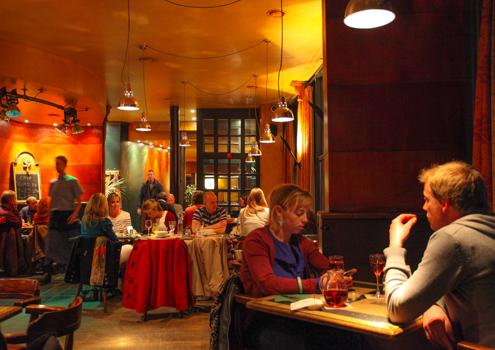 Brasserie Quasimodo in Leuven
