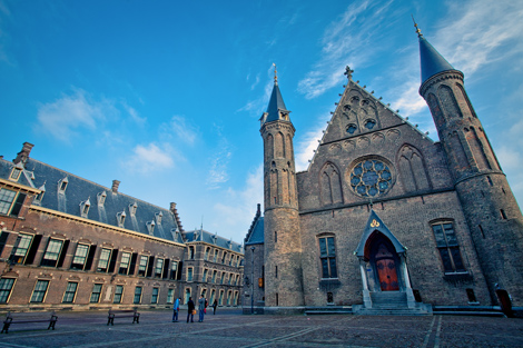 The Hague Ridderzaal