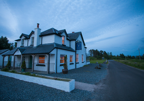 The Moor of Rannoch Hotel