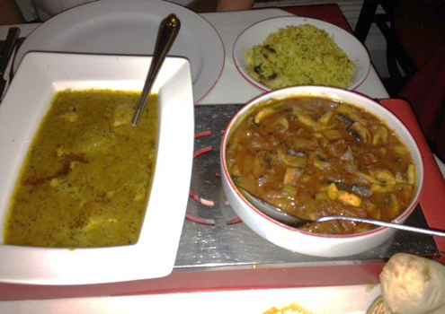 "A ""fake"" Balti - not from Birmingham!"