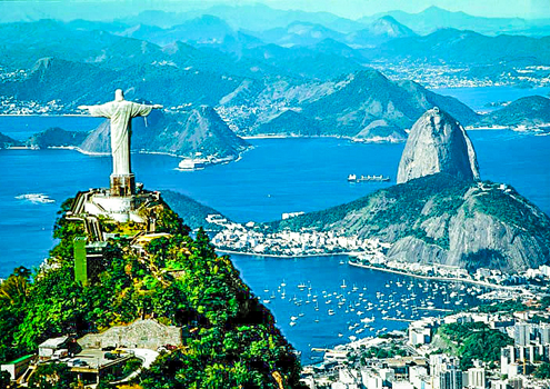 The Thrill Of Brazil Country Of The Moment World