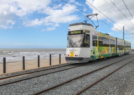 Kusttram - Belgian Coastal Tramway