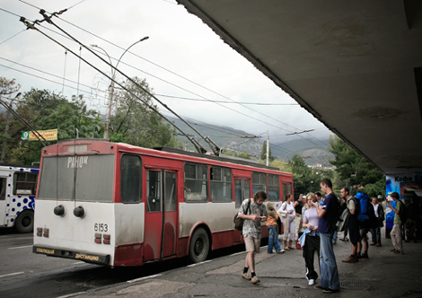 Longest trolleybus ride