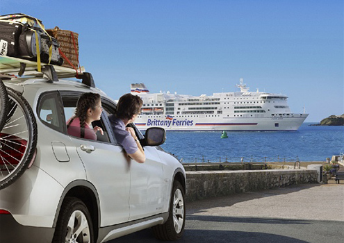 Getting to France by ferry