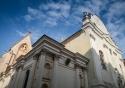The Franciscan Church in Bratislava, Slovakia