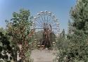 pripyat's abandoned ferris wheel in chernobyl