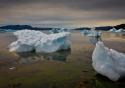 Narsaq icebergs