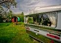 The fabulous Marshall showman's caravan