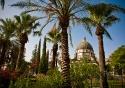 Church of Beatitudes, Israel