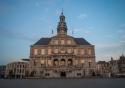 Maastricht's stunning Stadhuis on Markt