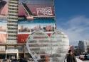pl Pyat Uglov (Five Corners Square), Murmansk