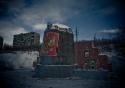 The Kursk Memorial, Murmansk