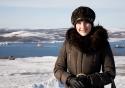Our Guide in Murmansk, Olga Kuzovleva