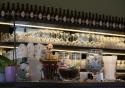 The bar at Taverne Rubens in  Antwerp, Belgium