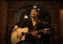 Singer Steve Jones - a regular at The Irish Times Pub in Antwerp, Belgium