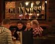 Good times at The Irish Times Pub in Antwerp, Belgium